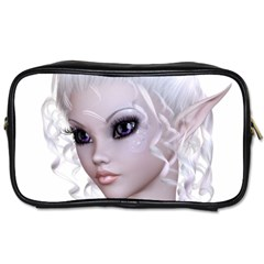 Fairy Elfin Elf Nymph Faerie Travel Toiletry Bag (Two Sides)