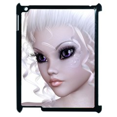 Fairy Elfin Elf Nymph Faerie Apple Ipad 2 Case (black)