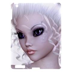 Faerie Nymph Fairy Apple Ipad 3/4 Hardshell Case