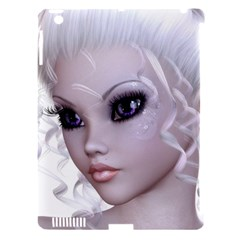 Fairy Elfin Elf Nymph Faerie Apple iPad 3/4 Hardshell Case (Compatible with Smart Cover)