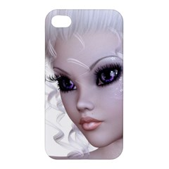 Faerie Nymph Fairy Apple iPhone 4/4S Premium Hardshell Case