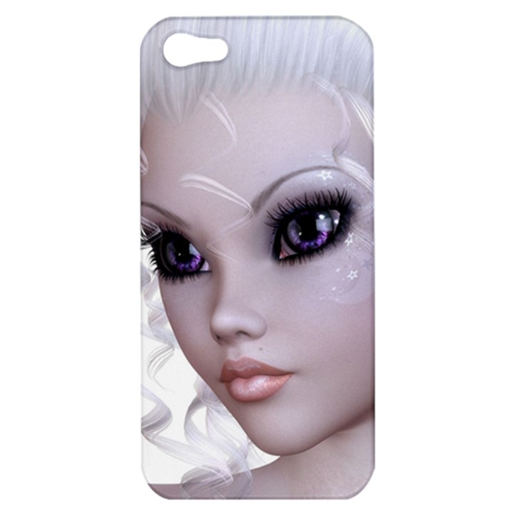 Fairy Elfin Elf Nymph Faerie Apple iPhone 5 Hardshell Case