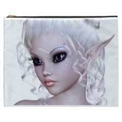Fairy Elfin Elf Nymph Faerie Cosmetic Bag (XXXL)