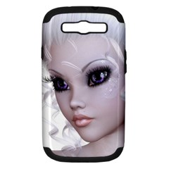 Faerie Nymph Fairy Samsung Galaxy S Iii Hardshell Case (pc+silicone)