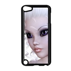 Fairy Elfin Elf Nymph Faerie Apple Ipod Touch 5 Case (black)