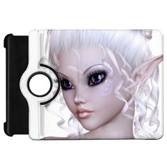 Fairy Elfin Elf Nymph Faerie Kindle Fire Hd 7  (1st Gen) Flip 360 Case