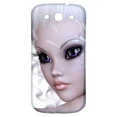 Fairy Elfin Elf Nymph Faerie Samsung Galaxy S3 S III Classic Hardshell Back Case