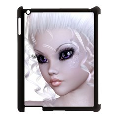 Faerie Nymph Fairy Apple iPad 3/4 Case (Black)