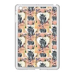 Till Death Apple iPad Mini Case (White)