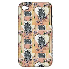 Till Death Apple iPhone 4/4S Hardshell Case (PC+Silicone)