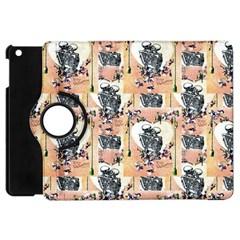 Till Death Apple iPad Mini Flip 360 Case