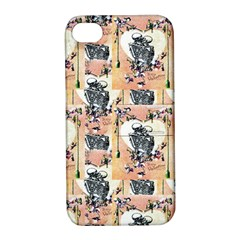 Till Death Apple iPhone 4/4S Hardshell Case with Stand