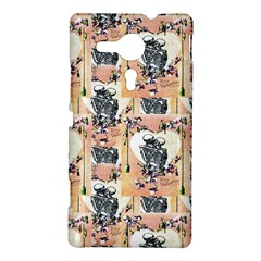 Till Death Sony Xperia Sp M35H Hardshell Case