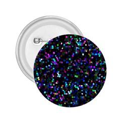 Glitter 1 2.25  Button