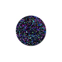 Glitter 1 Golf Ball Marker