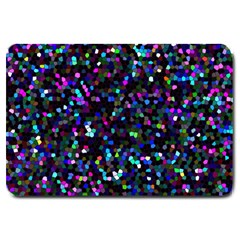 Glitter 1 Large Door Mat