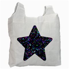 Glitter 1 Recycle Bag (Two Sides)