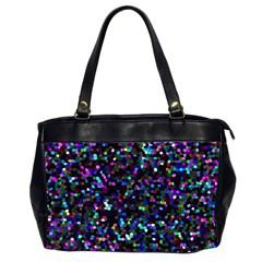 Glitter 1 Oversize Office Handbag (Two Sides)