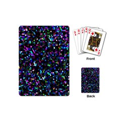 Glitter 1 Playing Cards (Mini)