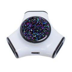Glitter 1 3 Port Usb Hub