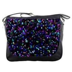 Glitter 1 Messenger Bag