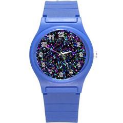 Glitter 1 Plastic Sport Watch (Small)