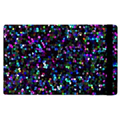 Glitter 1 Apple Ipad 3/4 Flip Case
