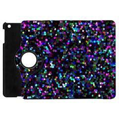Glitter 1 Apple Ipad Mini Flip 360 Case