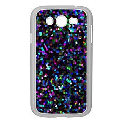 Glitter 1 Samsung Galaxy Grand DUOS I9082 Case (White)