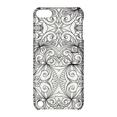 Drawing Floral Doodle 1 Apple Ipod Touch 5 Hardshell Case With Stand