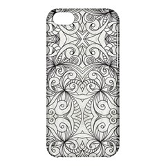 Drawing Floral Doodle 1 Apple iPhone 5C Hardshell Case