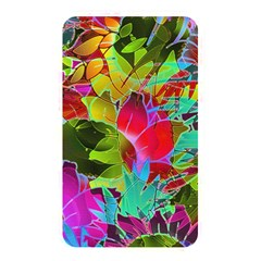Floral Abstract 1 Memory Card Reader (rectangular)