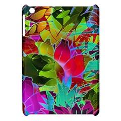 Floral Abstract 1 Apple Ipad Mini Hardshell Case