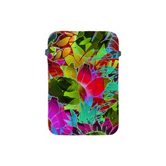 Floral Abstract 1 Apple Ipad Mini Protective Sleeve