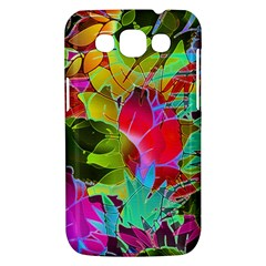 Floral Abstract 1 Samsung Galaxy Win I8550 Hardshell Case