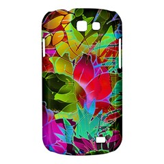 Floral Abstract 1 Samsung Galaxy Express Hardshell Case