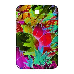 Floral Abstract 1 Samsung Galaxy Note 8.0 N5100 Hardshell Case