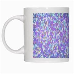 Glitter2 White Coffee Mug
