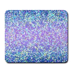 Glitter2 Large Mouse Pad (rectangle)