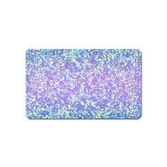 Glitter2 Magnet (Name Card)