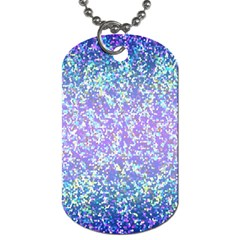 Glitter2 Dog Tag (Two-sided)