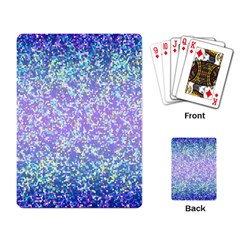 Glitter2 Playing Cards Single Design
