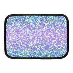 Glitter2 Netbook Sleeve (Medium)