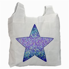 Glitter2 Recycle Bag (Two Sides)