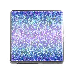Glitter2 Memory Card Reader With Storage (square)