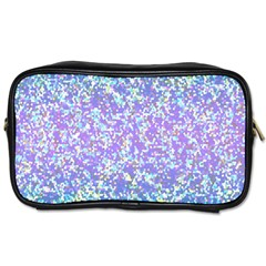 Glitter2 Travel Toiletry Bag (one Side)