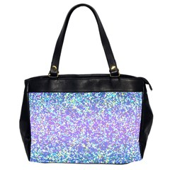 Glitter2 Oversize Office Handbag (Two Sides)