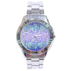 Glitter2 Stainless Steel Watch