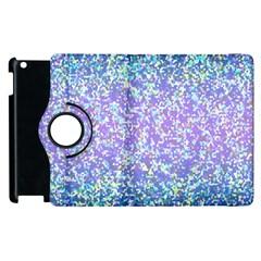 Glitter2 Apple iPad 3/4 Flip 360 Case