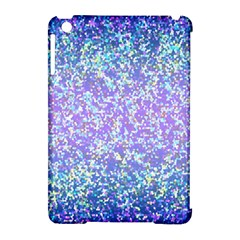 Glitter2 Apple Ipad Mini Hardshell Case (compatible With Smart Cover)